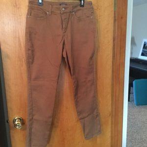 5-pocket skinny legging jeans